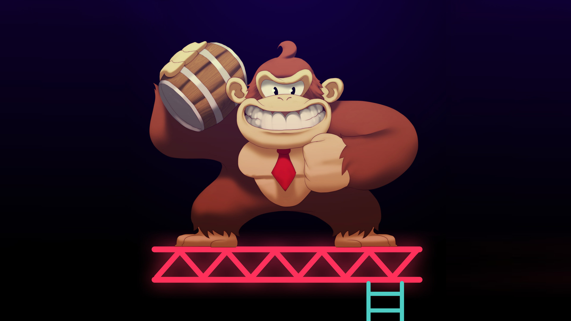 Donkey Kong Full HD Wallpaper And Background Image