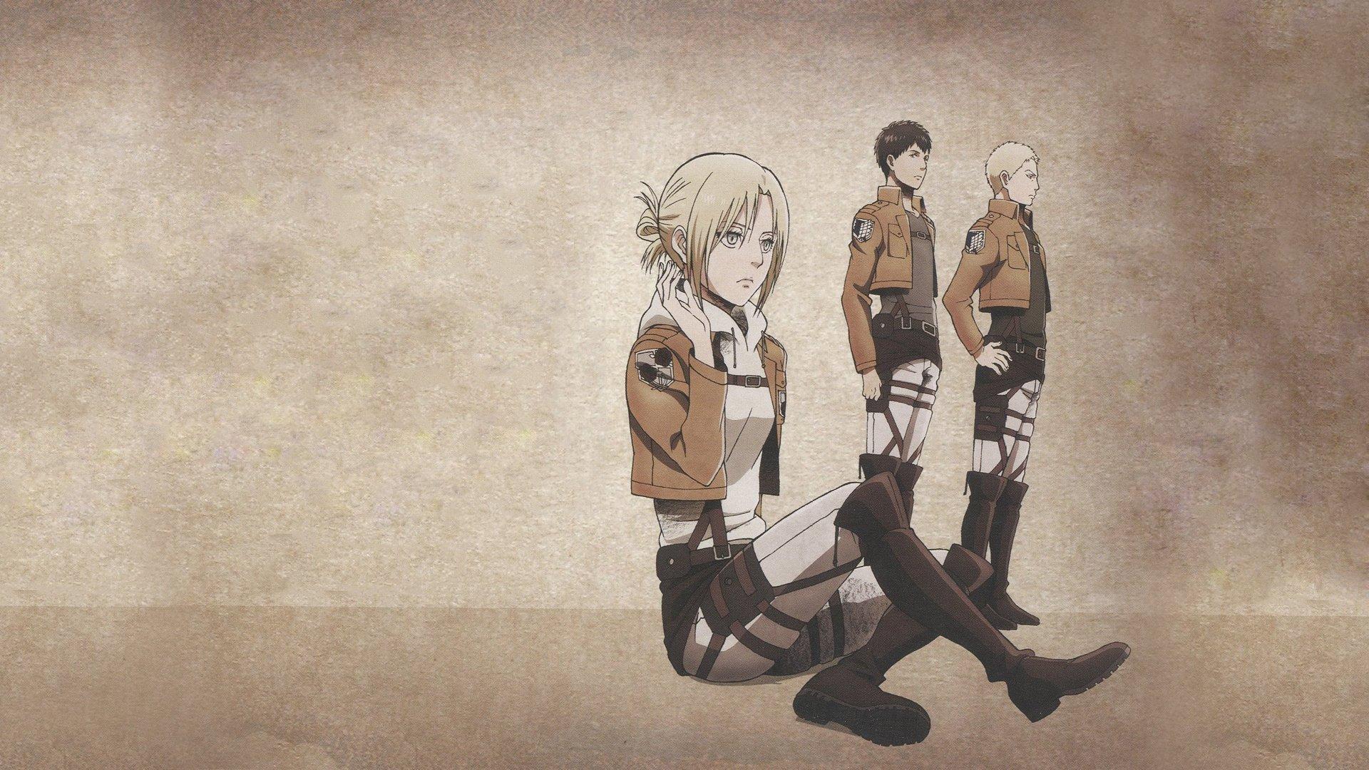 Wallpaper game big anime fight asian giant manga. Attack On Titan HD Wallpaper | Background Image ...