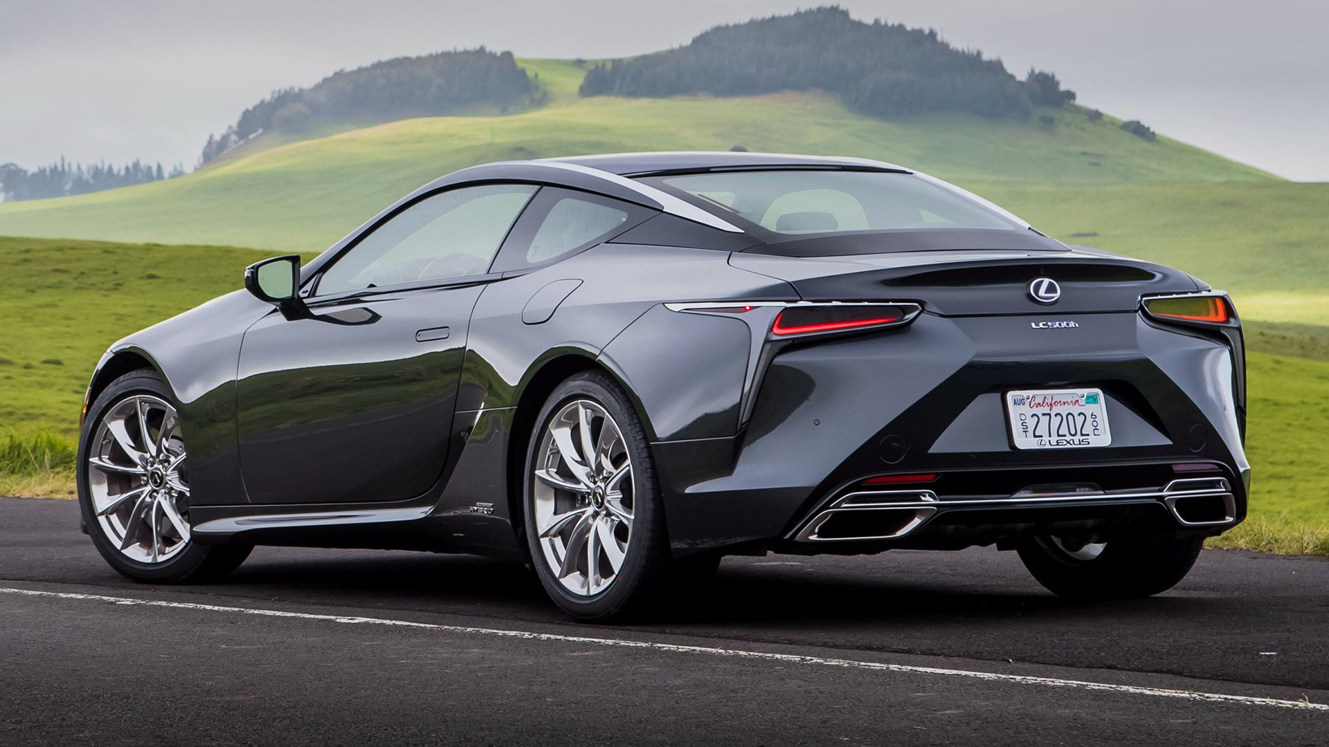 57 Lexus Lc 500 Hd Wallpapers Background Images Wallpaper Abyss