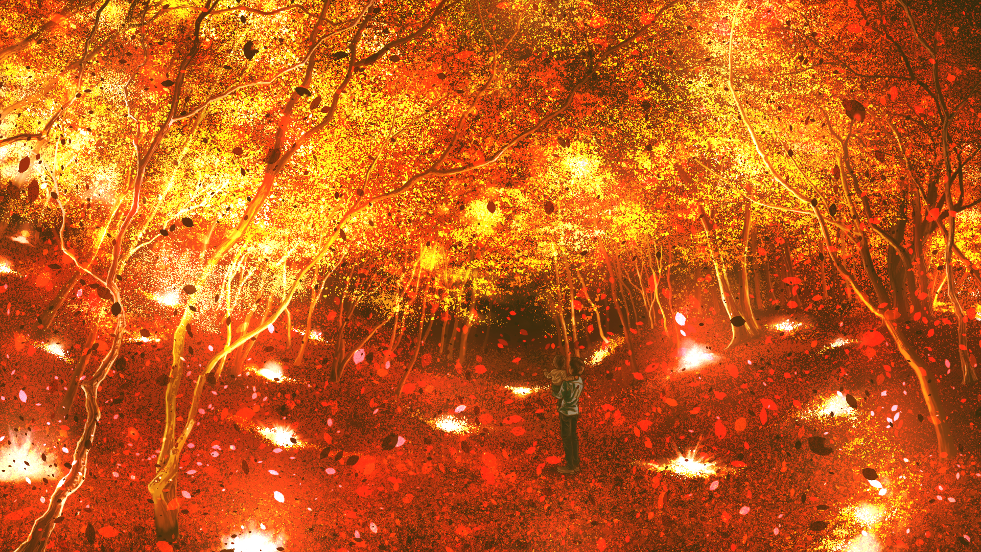 Fall Themed Iphone Wallpapers Original Hd Wallpaper Background Image 1920x1080 Id