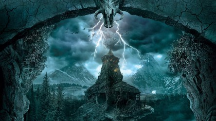 gothic fantasy dark landscape imperio hd wallpapers forbidden empire lightning mountain prohibido transilvania forest landschaft vly 123movies cinecalidad wij movies