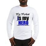 Colon Cancer Hero Long Sleeve T-Shirt
