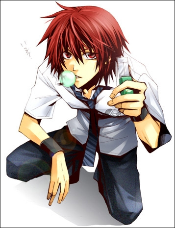 Anime Characters With Green Eyes : anime, characters, green, Anime, Characters, Brown, Hair,green, Eyes?, (props), Answers, Fanpop