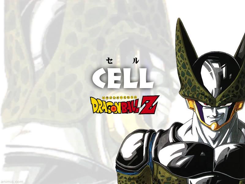 cell dbz fanfiction wallpaper