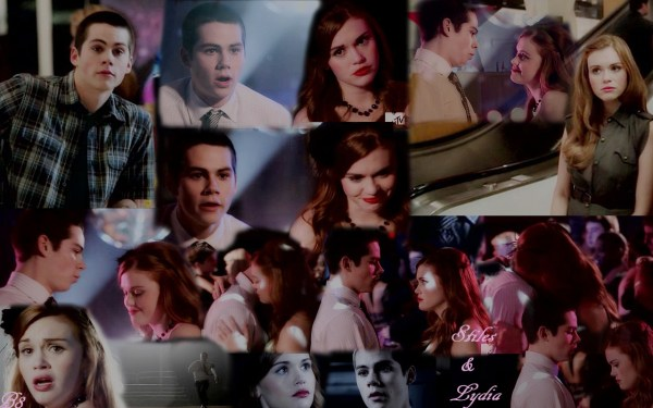 Teen Wolf Lydia And Stiles - Year of Clean Water