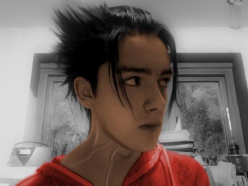 Jin Kazama Hairstyle Images