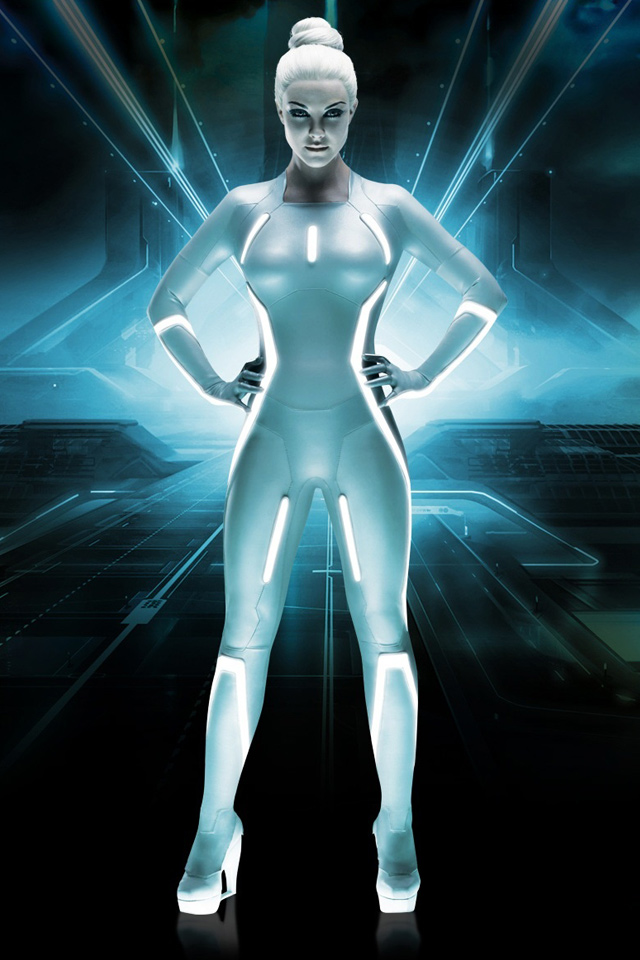 1920x1080 Wallpaper Tron Girl Gem From Tron Legacy Images Gem The Siren Hd Wallpaper And