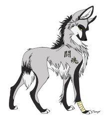 wolves wolf anime survive war drawings cute cool easy draw name wolfs fox pups pack very fanpop