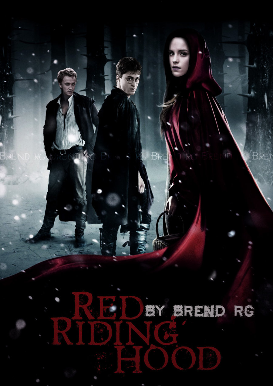 Dramione, Red Riding Hood