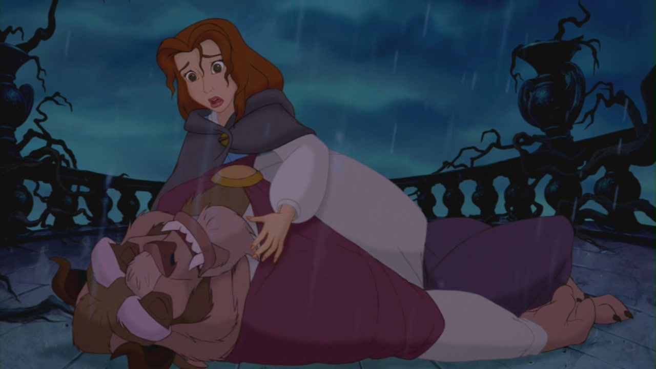 Image result for beauty and the beast 1991