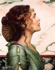 medieval queen hairstyles