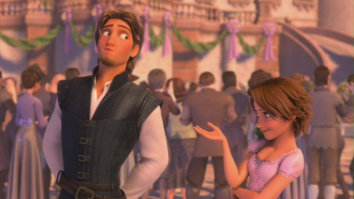 Tangled Images Rapunzel And Flynn Amatwallpaper Org