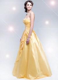 yellow prom dress - Dresses Photo (25958955) - Fanpop