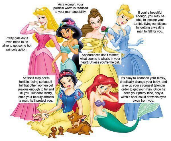 Femministe e principesse