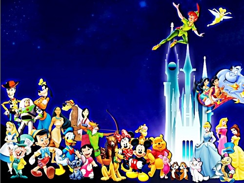 Probably With Anime Entitled Wallpapers Walt Disney Characters Images