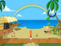 Phineas Flynn images Backyard Beach HD wallpaper and ...