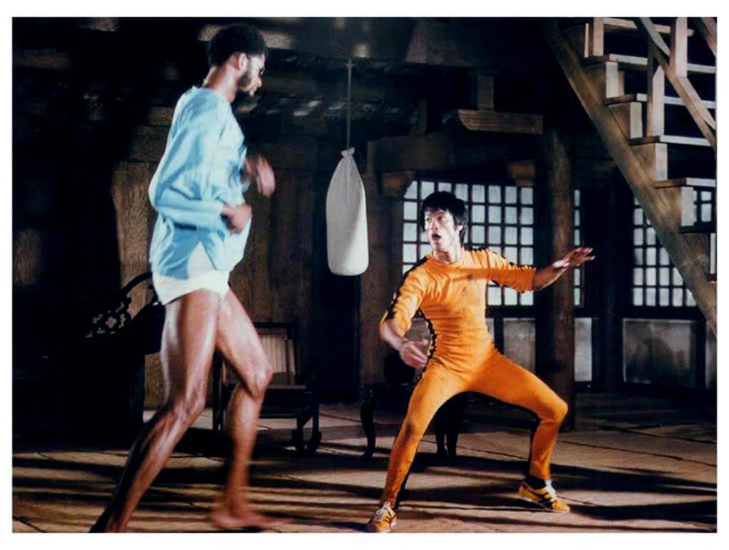 Game of Death - Bruce Lee Photo (27607132) - Fanpop