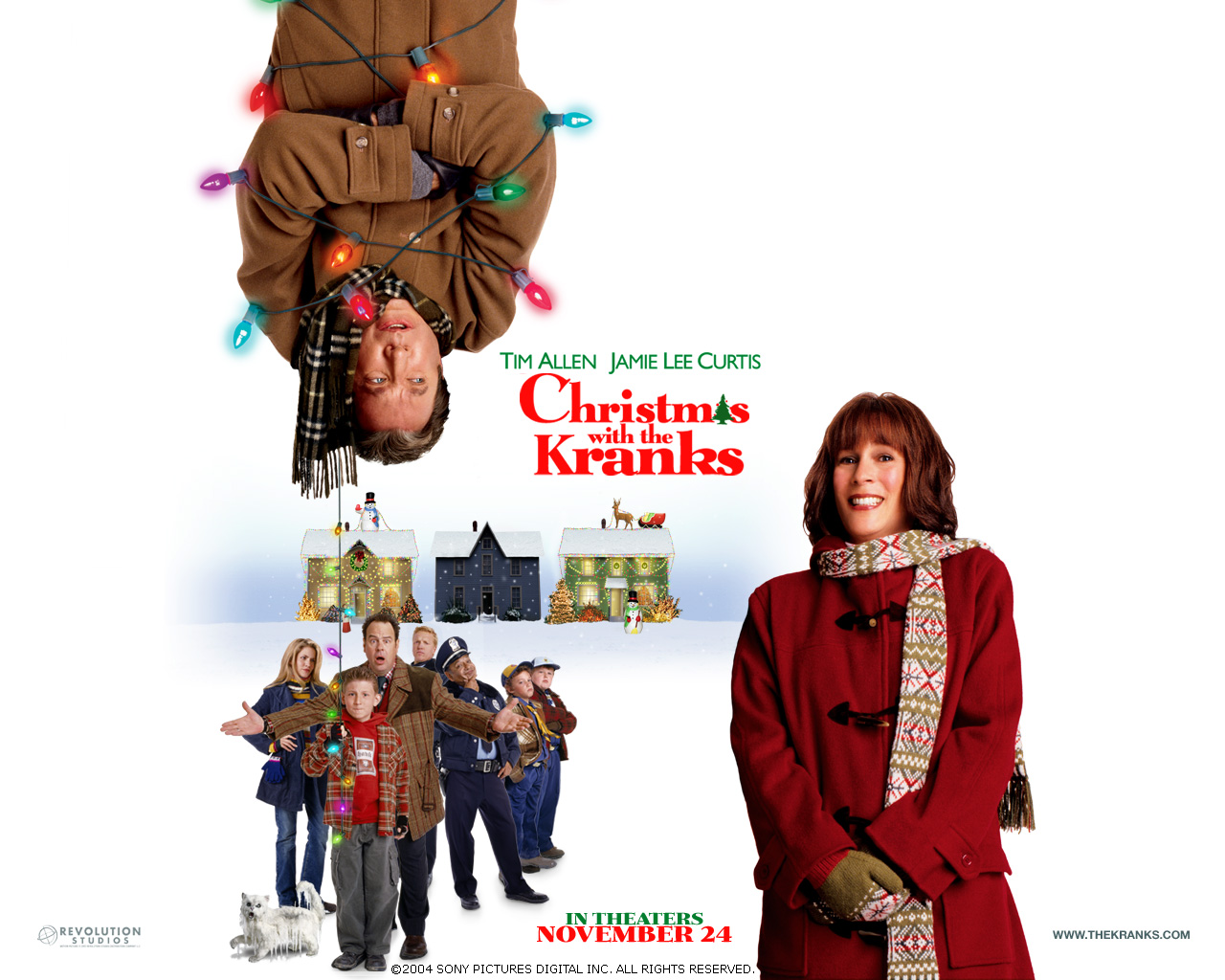 Christmas With The Kranks 2.Day 11 Christmas Movies Part 2 Alex D Neagoe