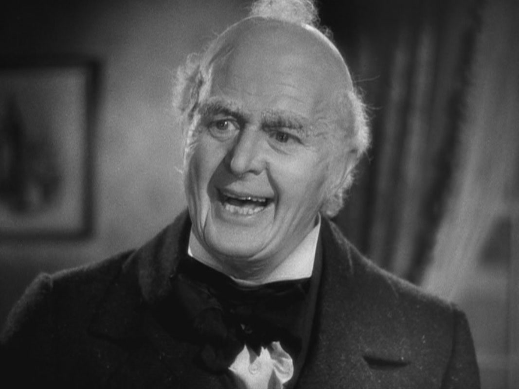 theres always an air of the familiar with a christmas carol regardless of cast and quality because every version presents the same basic plot tenets with - A Christmas Carol Movie 1938