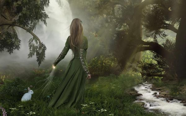 Gothic Fantasy Hd Wallpaper And Background 27964770