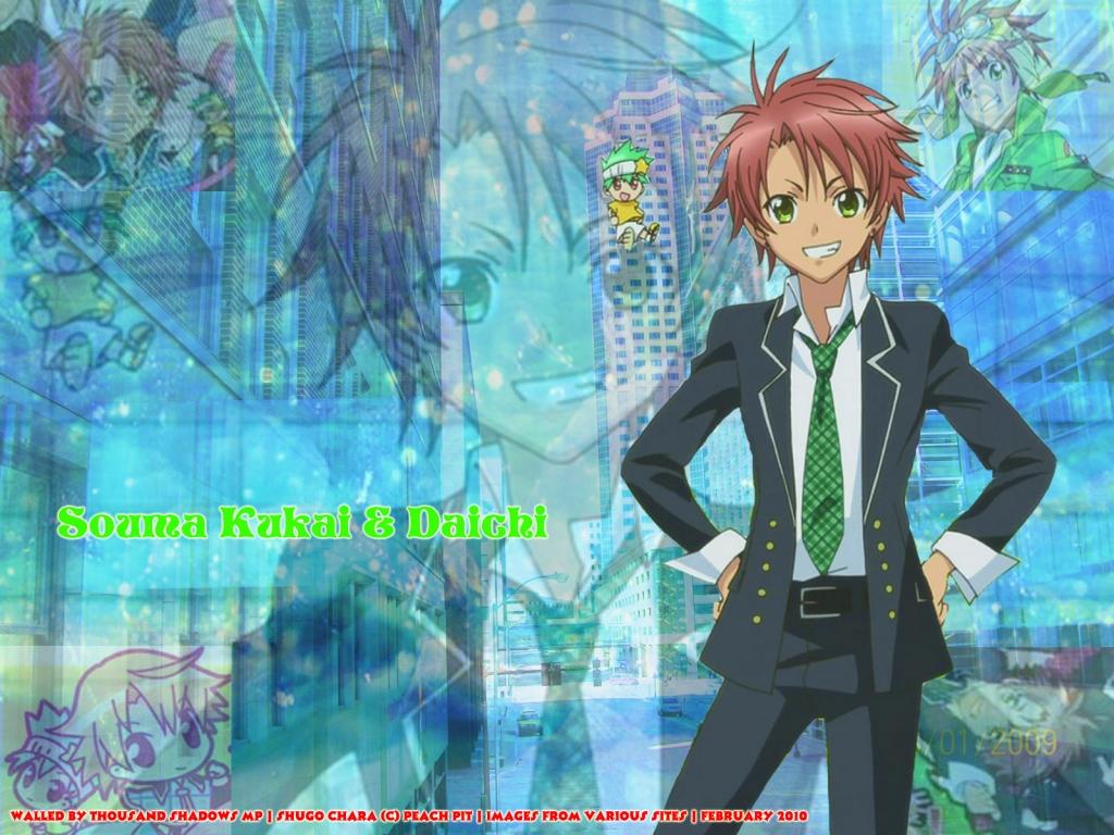 Cool Anime Girl Wallpaper Kukai Shugo Chara Wallpaper 27902767 Fanpop