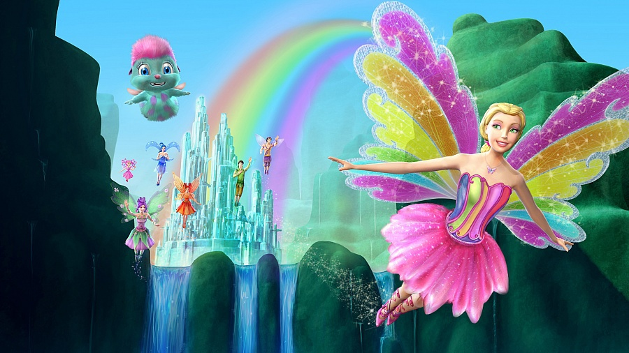 Barbie Fairytopia Magic of the Rainbow  Barbie Movies