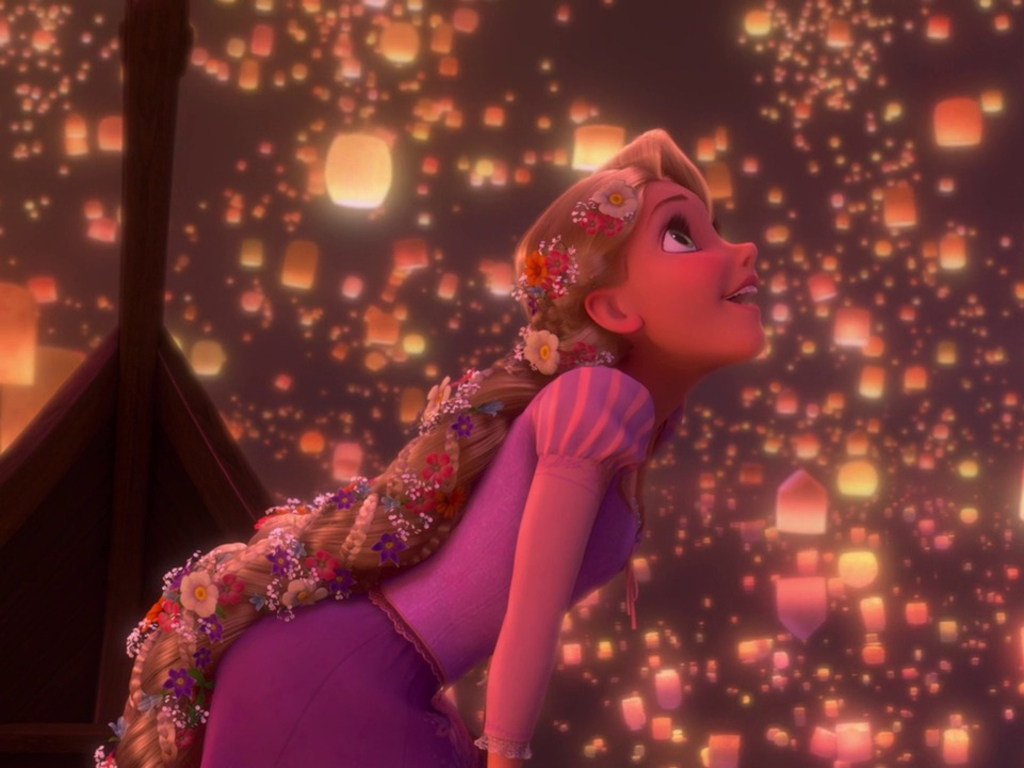 Tangled Wallpaper - Tangled Wallpaper (28835028) - Fanpop