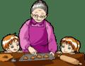 Grandma - precious-and-sweet-grandma photo
