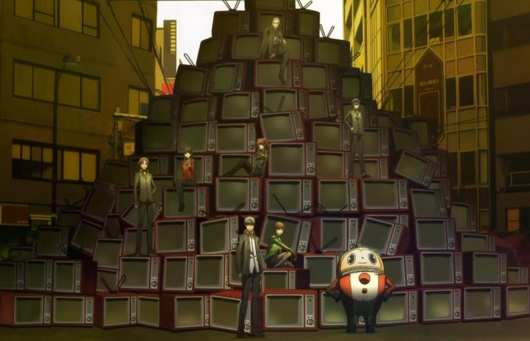 Persona 4 The Animation Wallpaper Persona 4 Persona 4 The Anime The Animation Photo