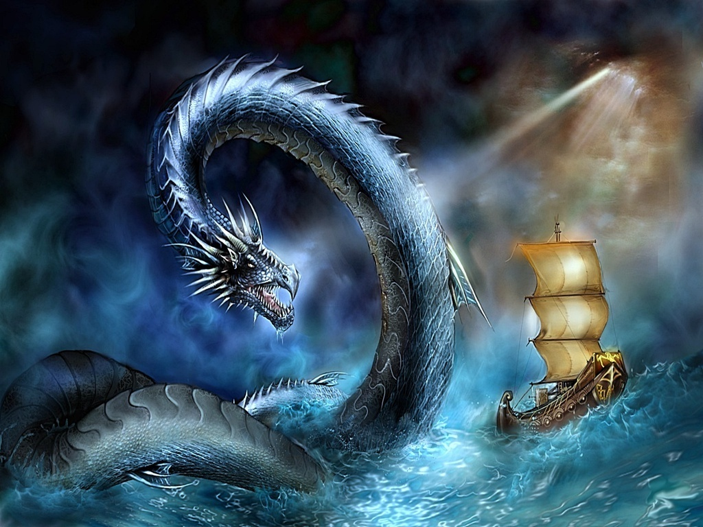 sea serpent anj and