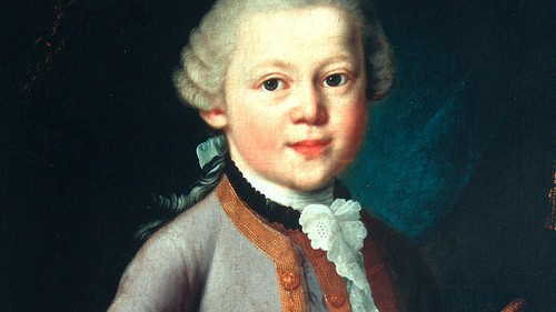 Celebrities who died young images Wolfgang Amadeus Mozart