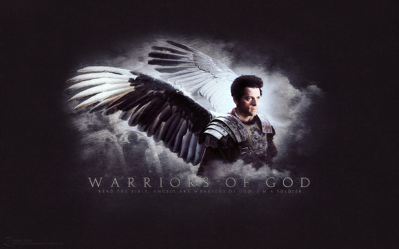 Castiel, warrior of God - love-angels Wallpaper