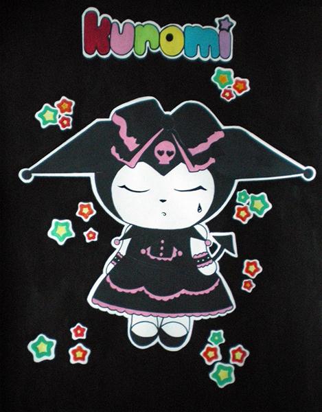 Drawing Cute Wallpaper Cute Kuromi Kuromi Fan Art 30367832 Fanpop