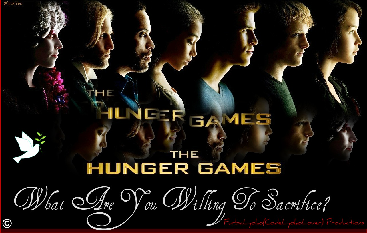 The Hunger Games Revised Hunger Games Pic