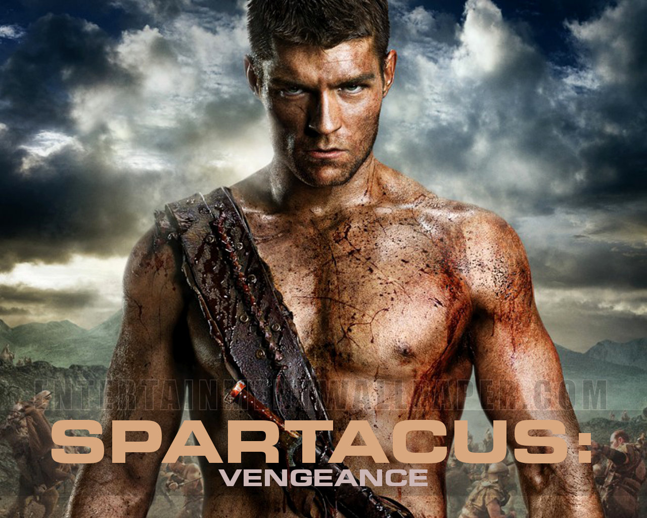 Spartacus  Spartacus Blood  Sand Wallpaper 30383189