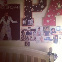Michael Jackson's daughter Paris Jackson's bedroom Posters ...