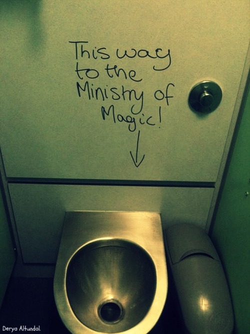 This way to the Ministry of Magic  Harry Potter Photo 30549928  Fanpop