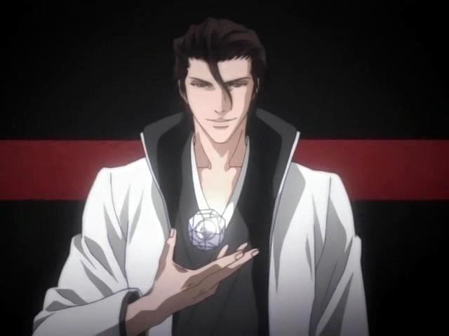 Sosuke Aizen - A real badass