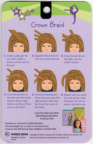 52 Best Images About American Girl Hair On Pinterest Doll