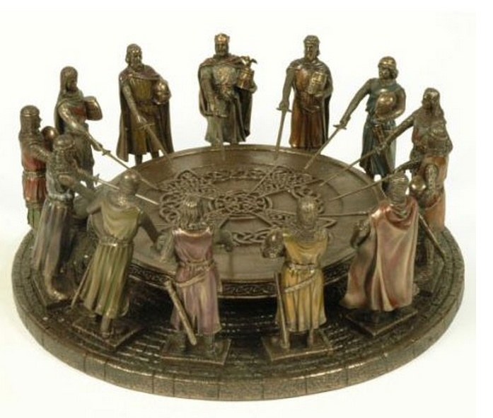 King Arthur and the Knights of the Round Table images King