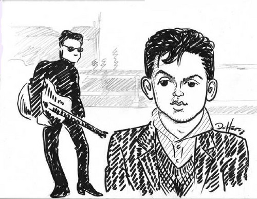 Stuart Sutcliffe images Stuart and Paul McCartney