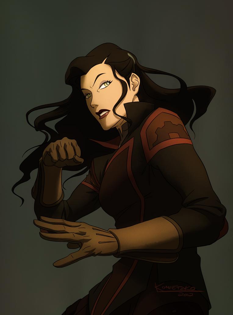 Avatar La Legende De Korra : avatar, legende, korra, Bryan, Konietzko, Asami, Avatar,, Légende, Korra, (31126171), Fanpop