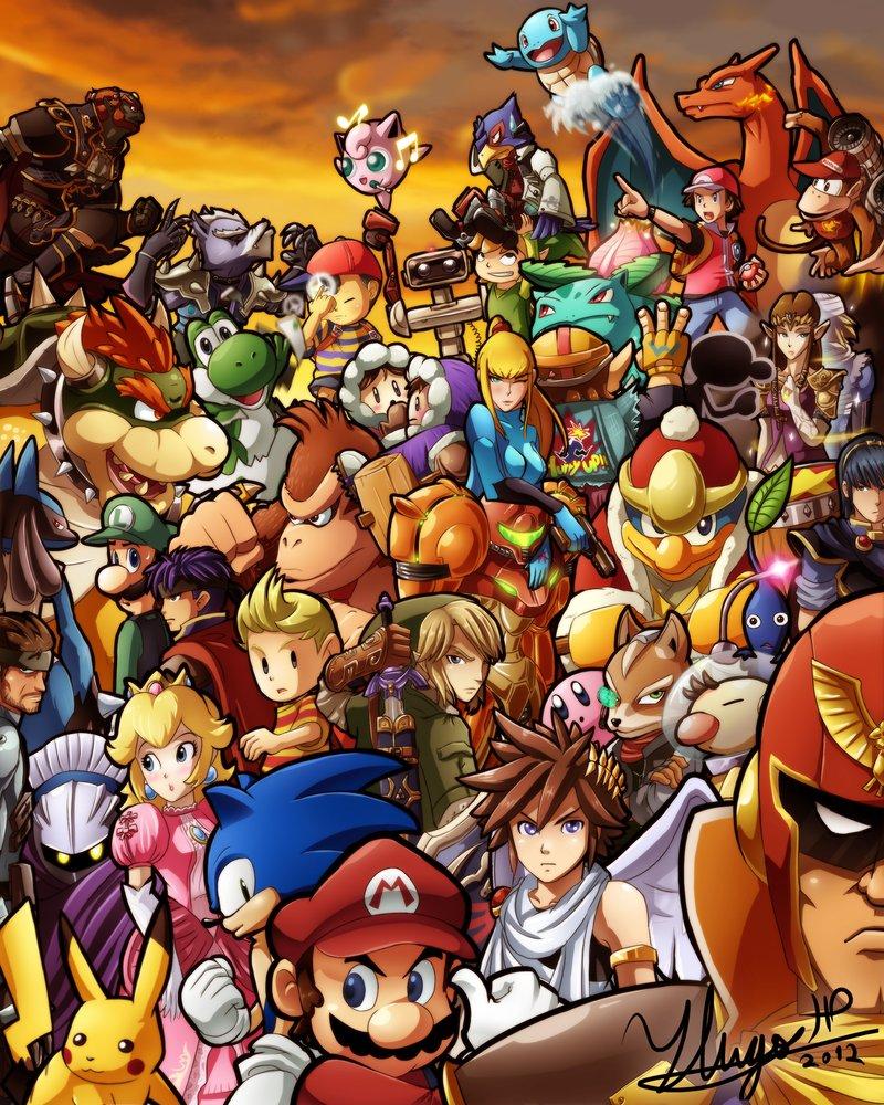 Super Smash Bros Brawl Images Do You Still BRAWL HD