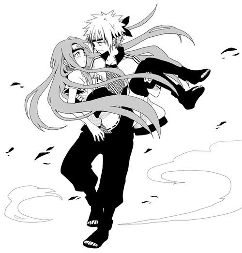 Anime Emo Boy Wallpaper Minato X Kushina Naruto Fan Art 31167519 Fanpop