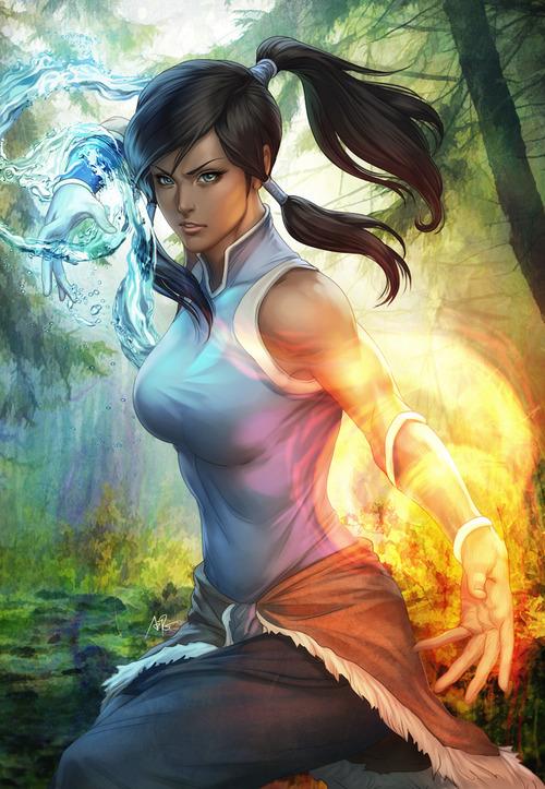 Avatar La Legende De Korra : avatar, legende, korra, Avatar,, Légende, Korra, (31299601), Fanpop