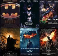 Batman SAGA - dall 1989 al 2012 - STREAMING ITA FUNZIONANTE