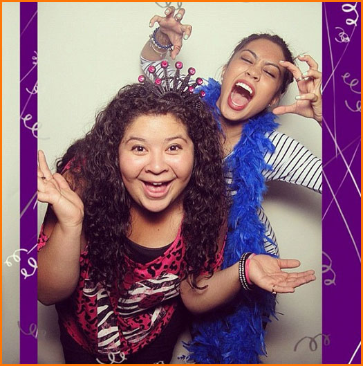 Ashley Argota And Raini Rodriguez Raini Rodriguez Trish
