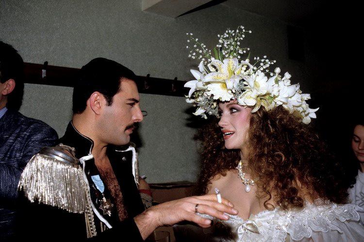 Freddie Mercury  Fashion Aid  Freddie Mercury Photo
