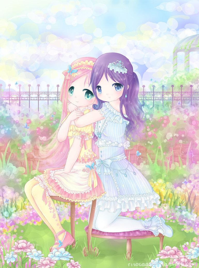 Sweet Anime Wallpaper Rarishy My Little Pony Shipping Is Magic Fan Art