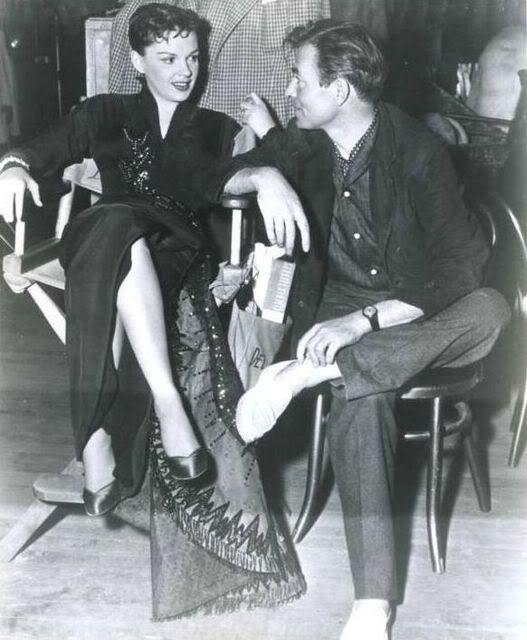 Image result for judy garland and james mason